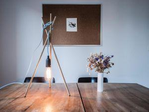 3bein lampe baumann eggimann ag. Black Bedroom Furniture Sets. Home Design Ideas